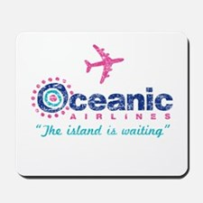 Oceanic Airlines Mousepad
