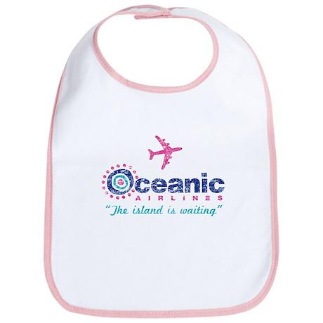Oceanic Airlines Bib