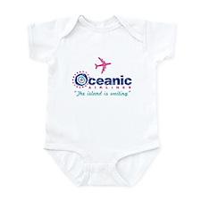 Oceanic Airlines Infant Bodysuit