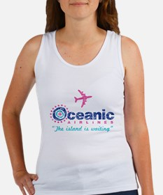 Oceanic Airlines Women's Tank Top