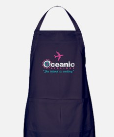 Oceanic Airlines Apron (dark)