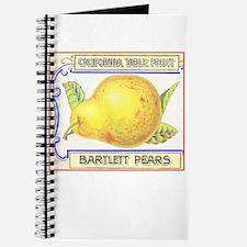 Cute Pears Journal