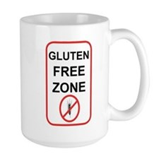 Gluten-Free Zone Mug