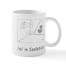 S in isolation Mug
