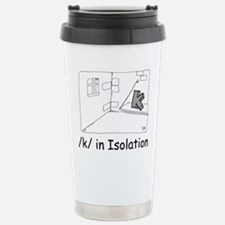 K in isolation Travel Mug