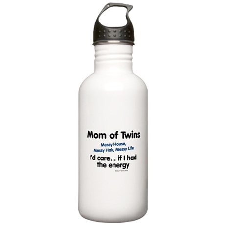 Mom of Twins: Energy Stainless Water Bottle 1.0L