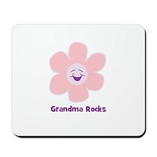 Grandma Rocks Mousepad