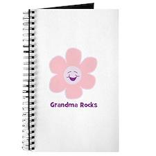 Grandma Rocks Journal