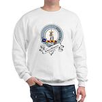 MacAlister Clan Badge Sweatshirt