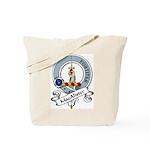 MacAlister Clan Badge Tote Bag