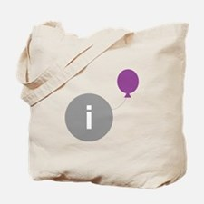 Introvert Party Logo Tote Bag