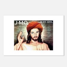 J-MO Postcards (Package of 8)