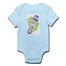 Tap Shoe Infant Bodysuit