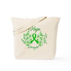ODA Hope Love Faith Tote Bag