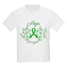 ODA Hope Love Faith T-Shirt