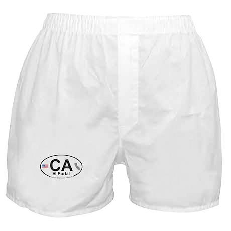 El Portal Boxer Shorts