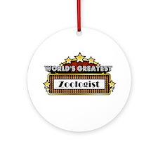 World's Greatest Ornament (Round)