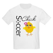 Soccer Chick v2 T-Shirt