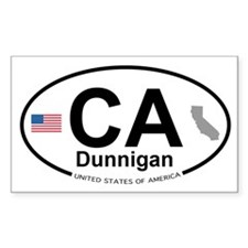 Dunnigan Decal