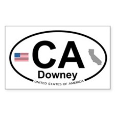 Downey Decal