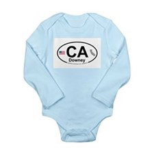 Downey Long Sleeve Infant Bodysuit