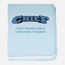 Chief - Happen baby blanket