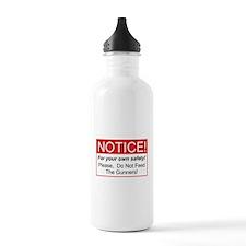 Notice / Gunners Water Bottle