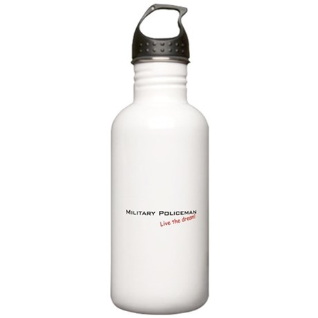Military Policeman / Dream! Stainless Water Bottle