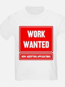 Cute Unemployed T-Shirt
