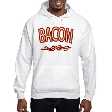 Simply Bacon Hooded Sweatshirt