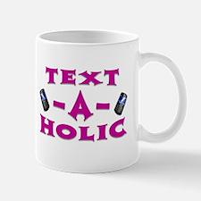 Text-a-Holic Mug