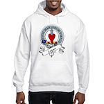 Logan Clan Badge Hooded Sweatshirt