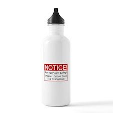Notice / Evangelical Water Bottle