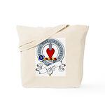 Logan Clan Badge Tote Bag
