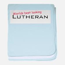 Best Lutheran baby blanket