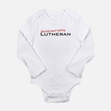 Best Lutheran Long Sleeve Infant Bodysuit