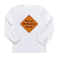 Methodist Zone Long Sleeve Infant T-Shirt