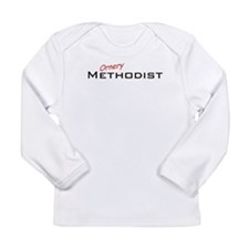 Ornery Methodist Long Sleeve Infant T-Shirt