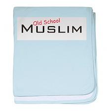 Muslim / School baby blanket