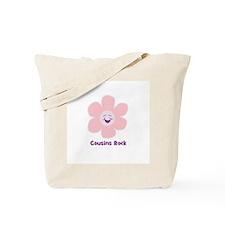 Cousins Rock Tote Bag