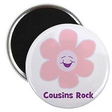 "Cousins Rock 2.25"" Magnet (10 pack)"
