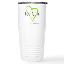 """Tai Chi Heart"" Travel Coffee Mug"