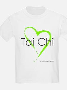 """Tai Chi Heart"" T-Shirt"