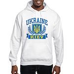 Ukraine Kiev Hooded Sweatshirt