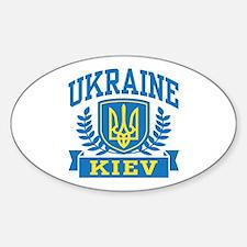 Ukraine Kiev Decal