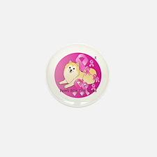 Pomeranian Mini Button (10 pack)