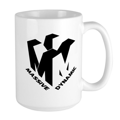 Massive Dynamic Large Mug