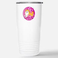 Pomeranian Travel Mug