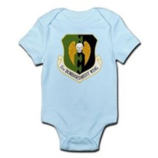 5th Bomb Wing Infant Bodysuit