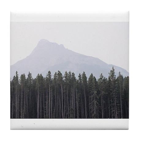 Mountain Tile Coaster